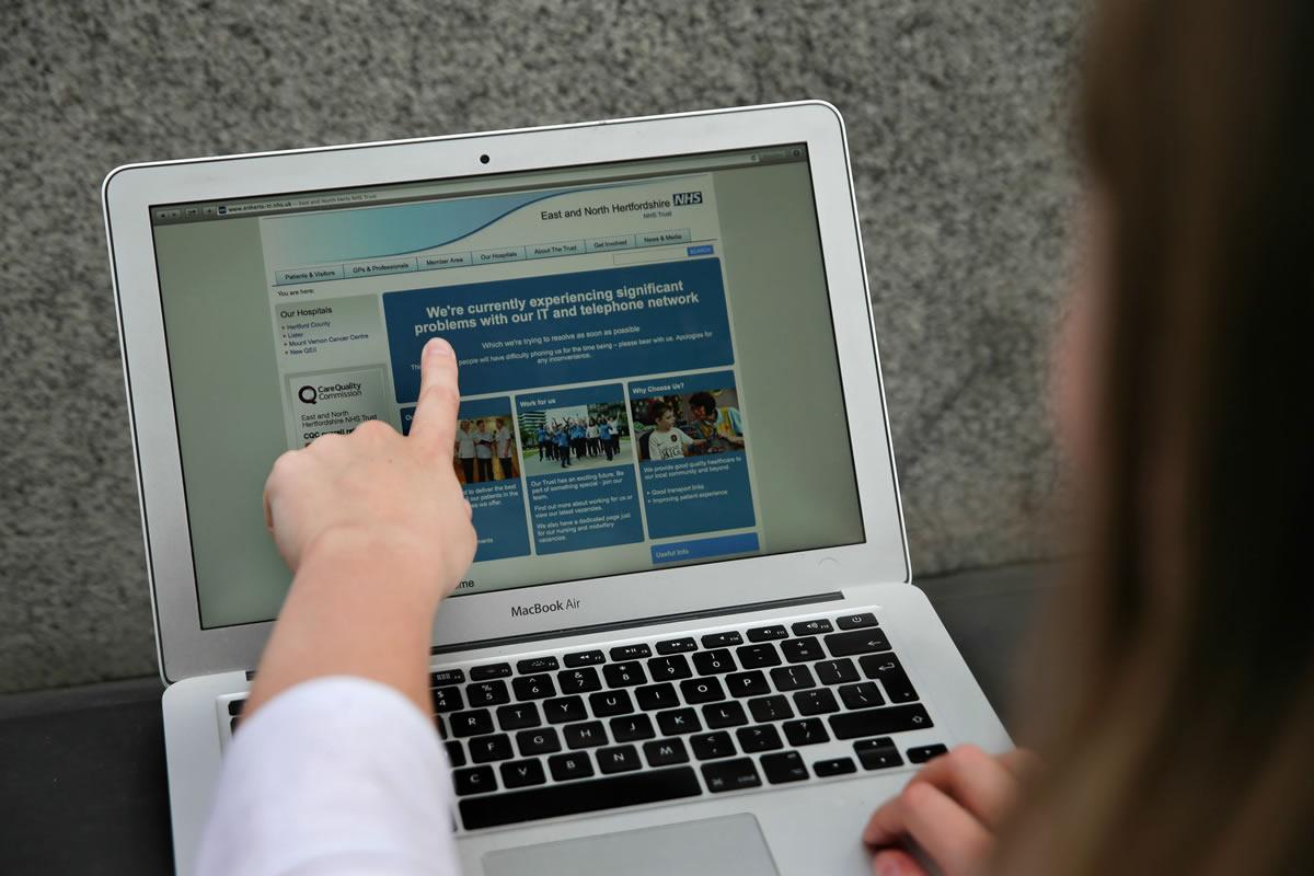 Ataque. Foto: AFP