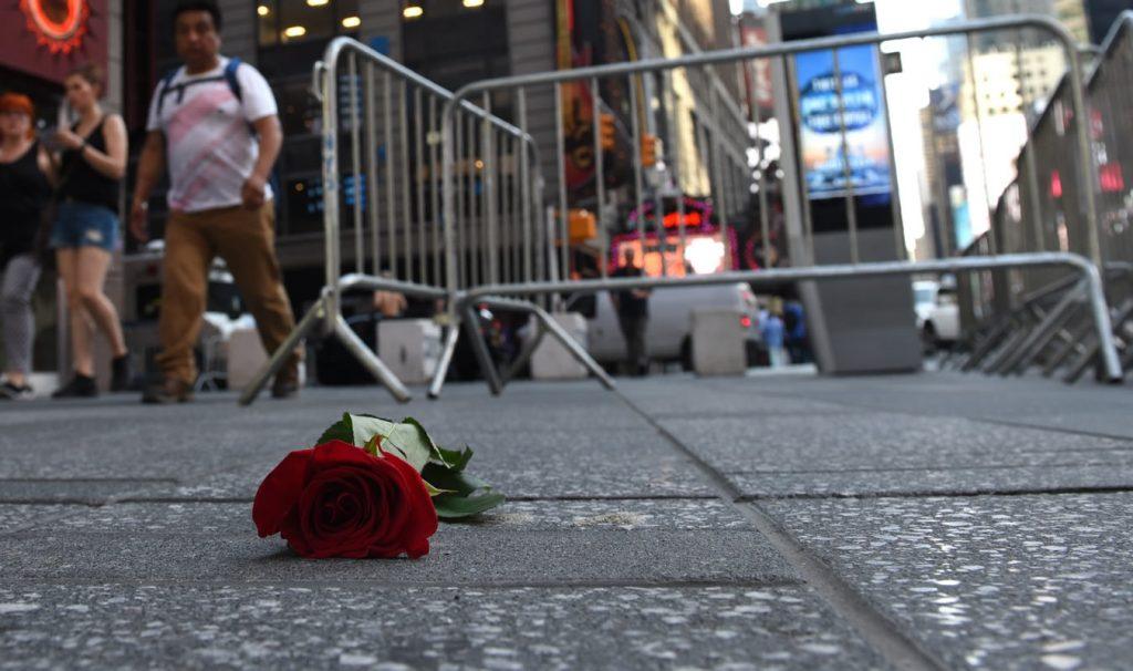 Times Square. Foto: AFP