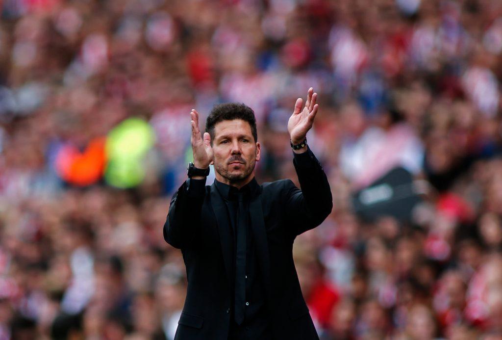 Diego Simeone, un año más en el Atlético Madrid, un equipo con futuro