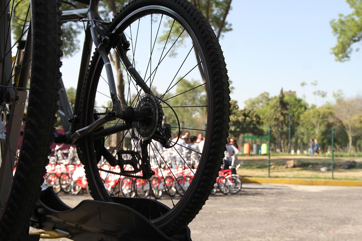 Bicicleta. Foto: Notimex