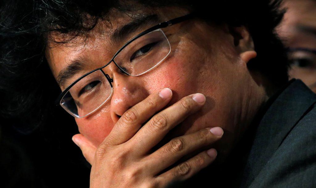 Director Bong Joon-ho. Foto: Reuters
