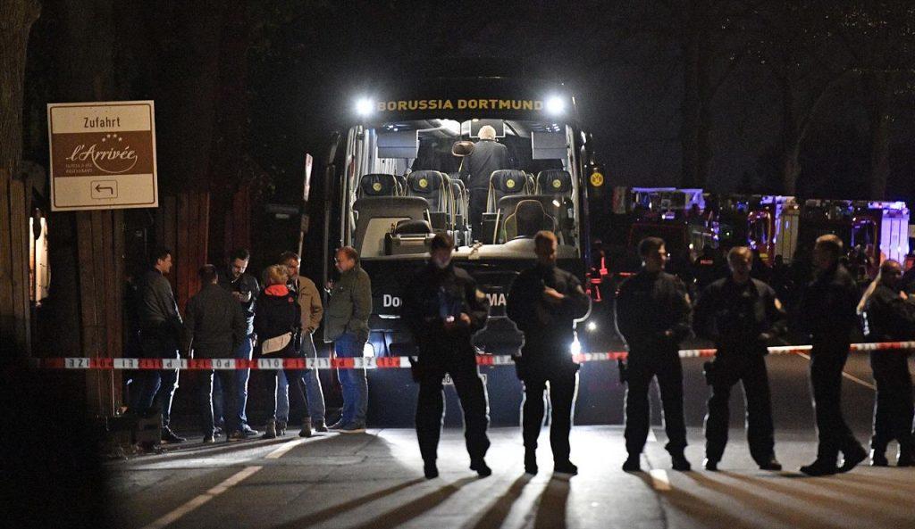 El ataque al Borussia Dortmund no fue terrorismo
