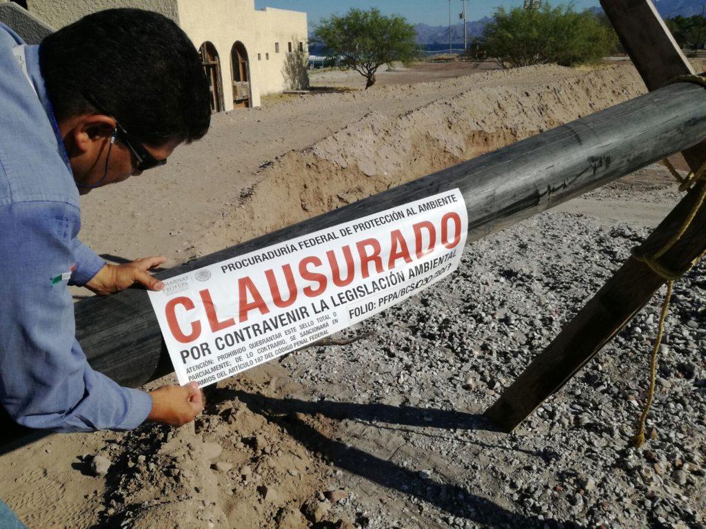 impuso como medida de seguridad la clausura total temporal de las actividades inspeccionadas. FOTO NOTIMEX ARCHIVO