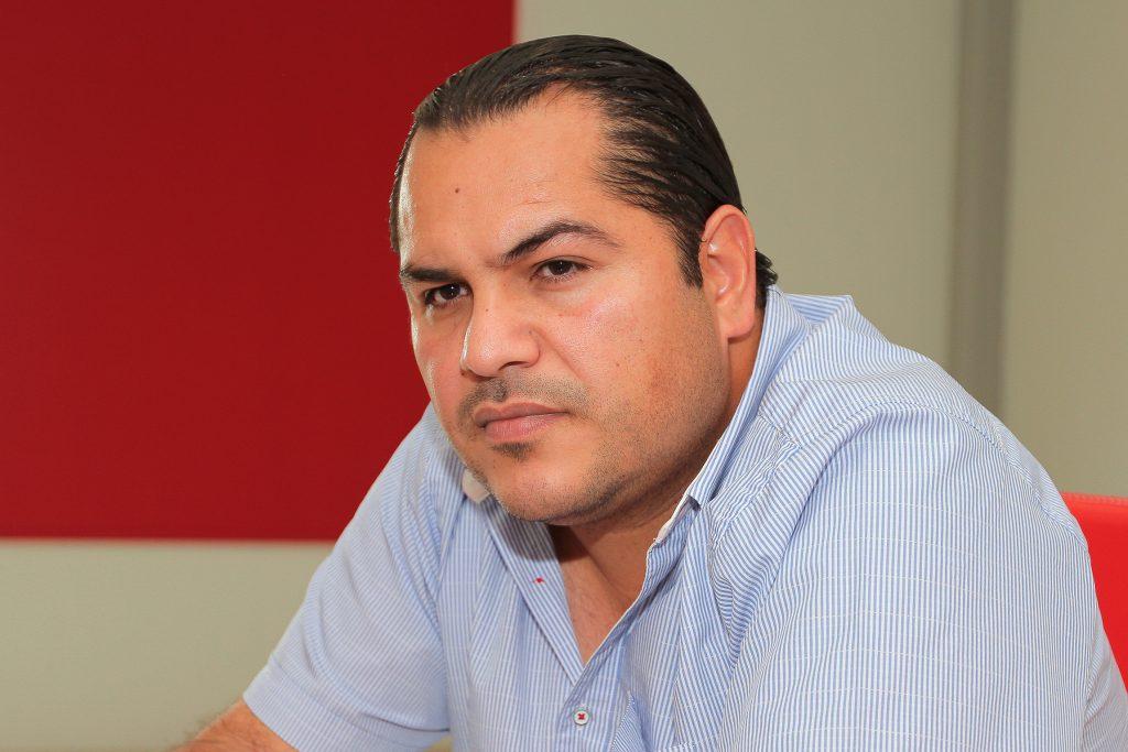 Antonio Ayón Bañuelos tuvo su mayor número de menciones en Twitter, con 230. FOTO NOTIMEX