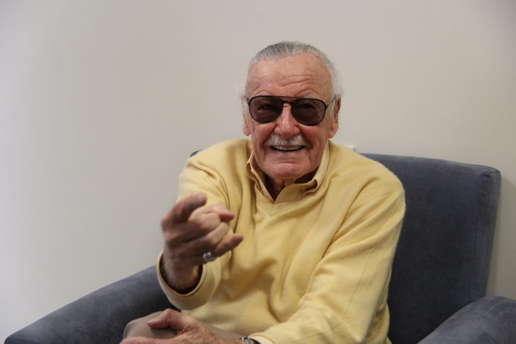 Stan Lee. Foto: Notimex