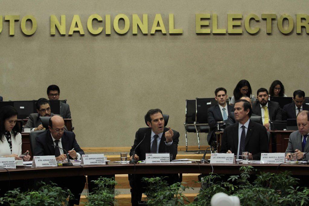 Lorenzo Córdova. NOTIMEX/FOTO/GUILLERMO GRANADOS/COR/POL