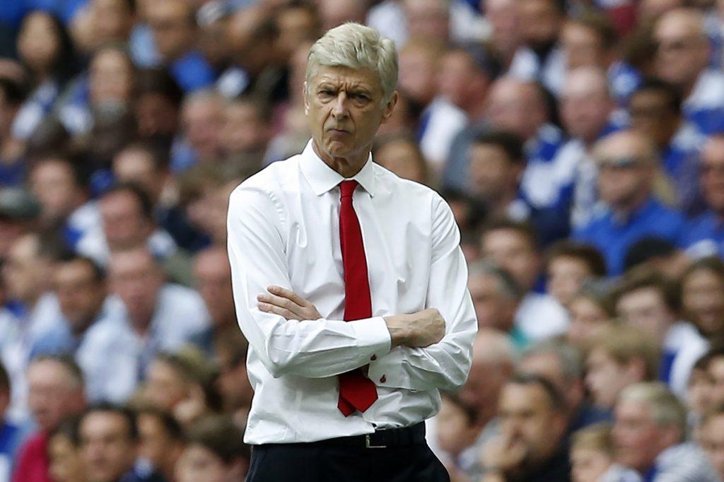 FOTO AFP. 3 Ligas, 7 Copas y 6 Community Shield  ha ganado Wenger con Arsenal