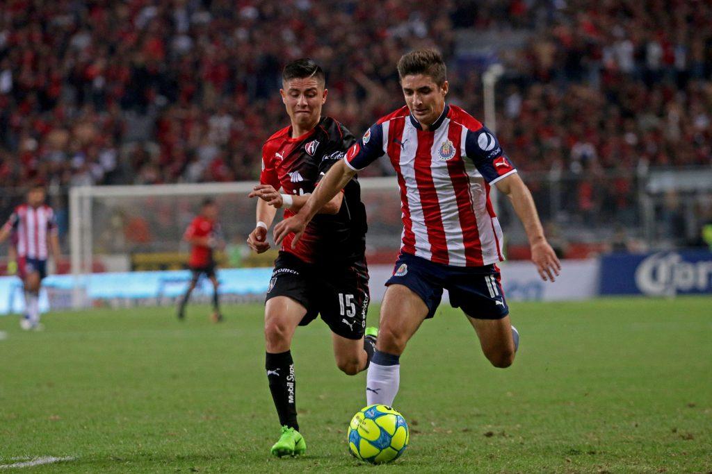 El clásico tapatío entre Guadalajara y Atlas destaca en los cuartos de final. FOTO: CUARTOSCURO