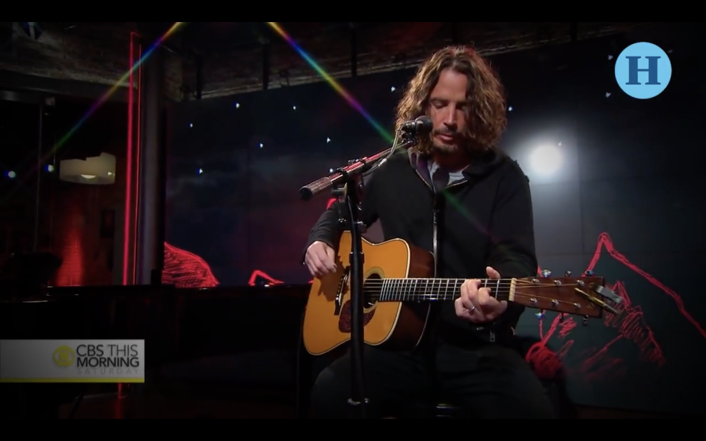 El legado de Chris Cornell