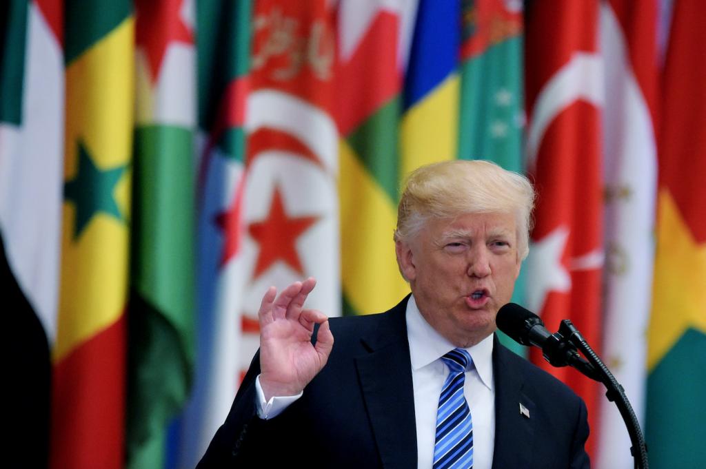 La Casa Blanca se alista para la posible destitución de Donald Trump