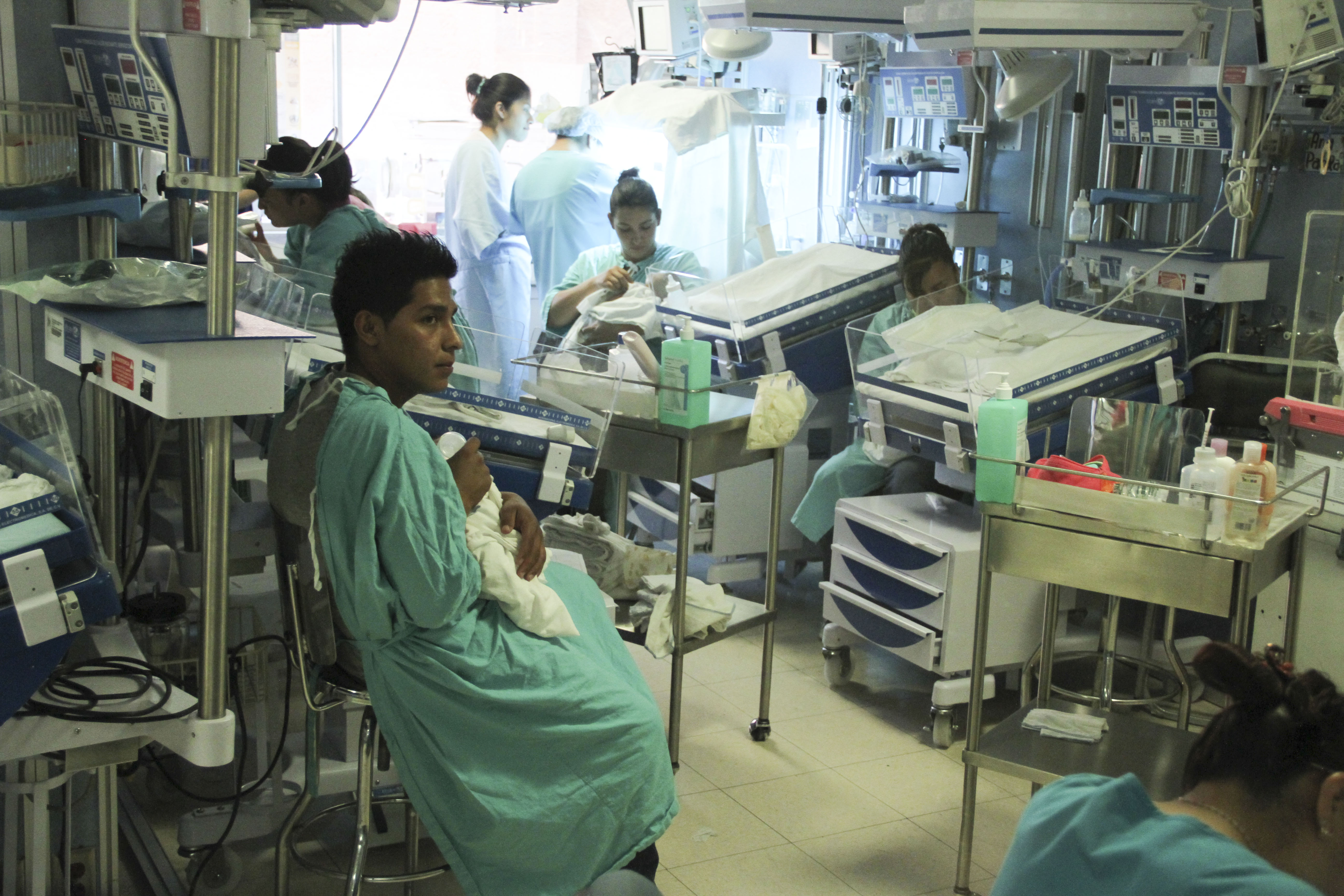 Hospital del Instituto Nacional de Perinatología. FOTO: ADOLFO VALTIERRA /CUARTOSCURO
