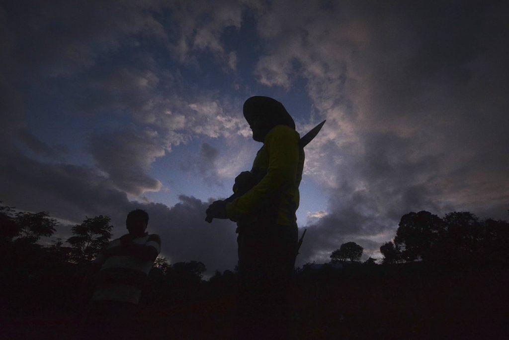 80 campesinos están desaparecidos desde hace una semana presuntamente a manos de su patrón