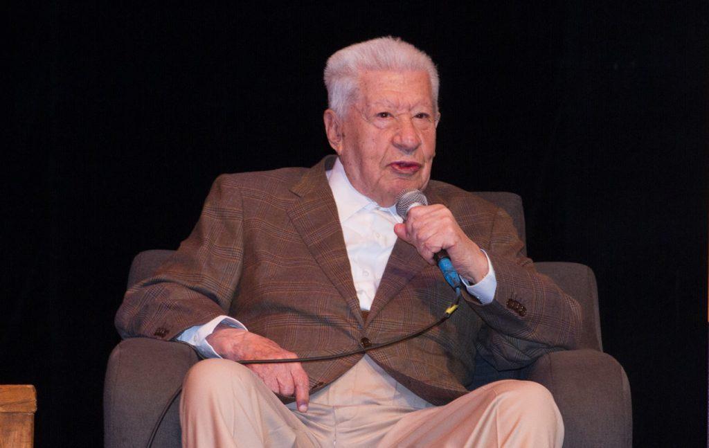 Ignacio López Tarso. Foto: Cuartoscuro
