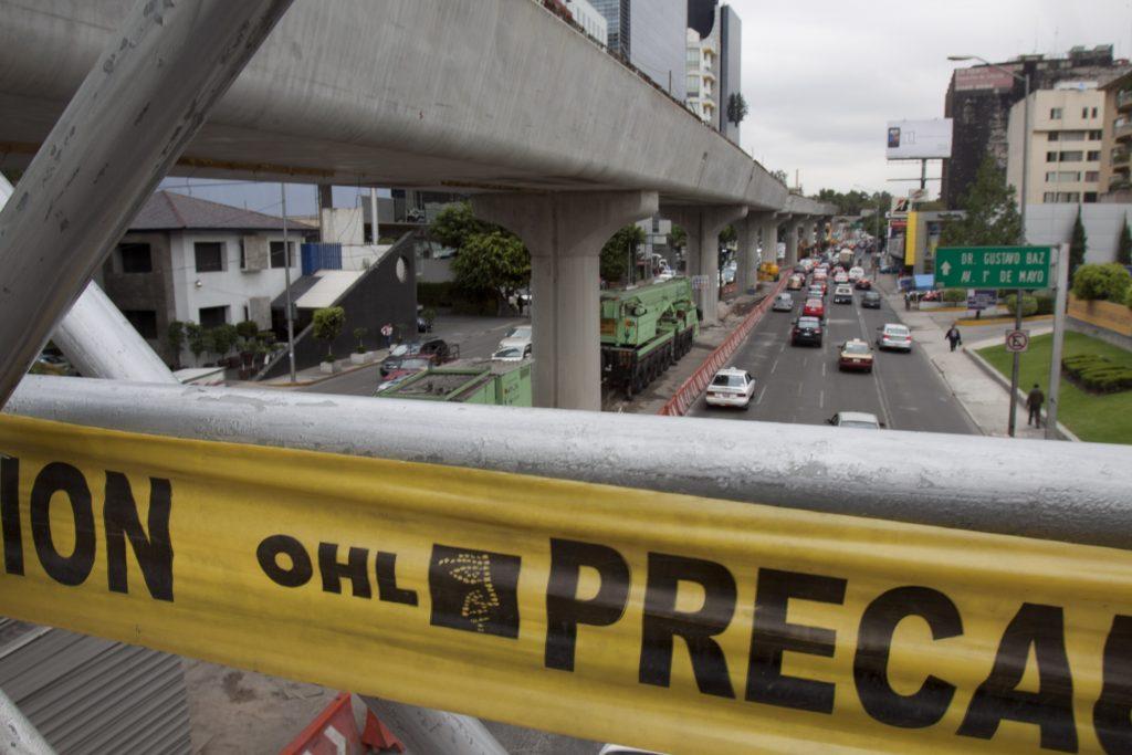 OHL rechazó las acusaciones e informó que iniciará acciones legales contra Ahora, presidido por Emilio Álvarez Icaza. FOTO: CUARTOSCURO