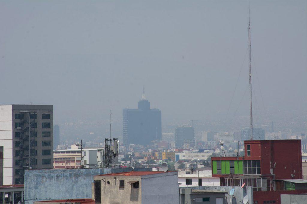 FOTO CUARTOSCURO. Seis días lleva la Ciudad de México en Fase 1 de contingencia