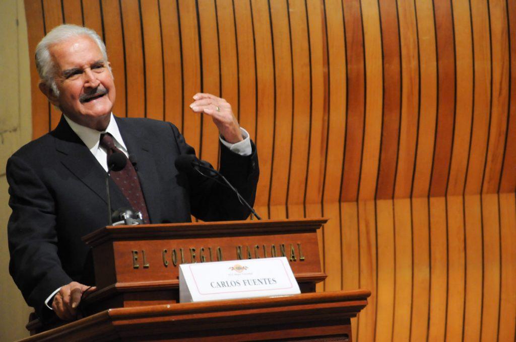Carlos Fuentes. Foto: Cuartoscuro