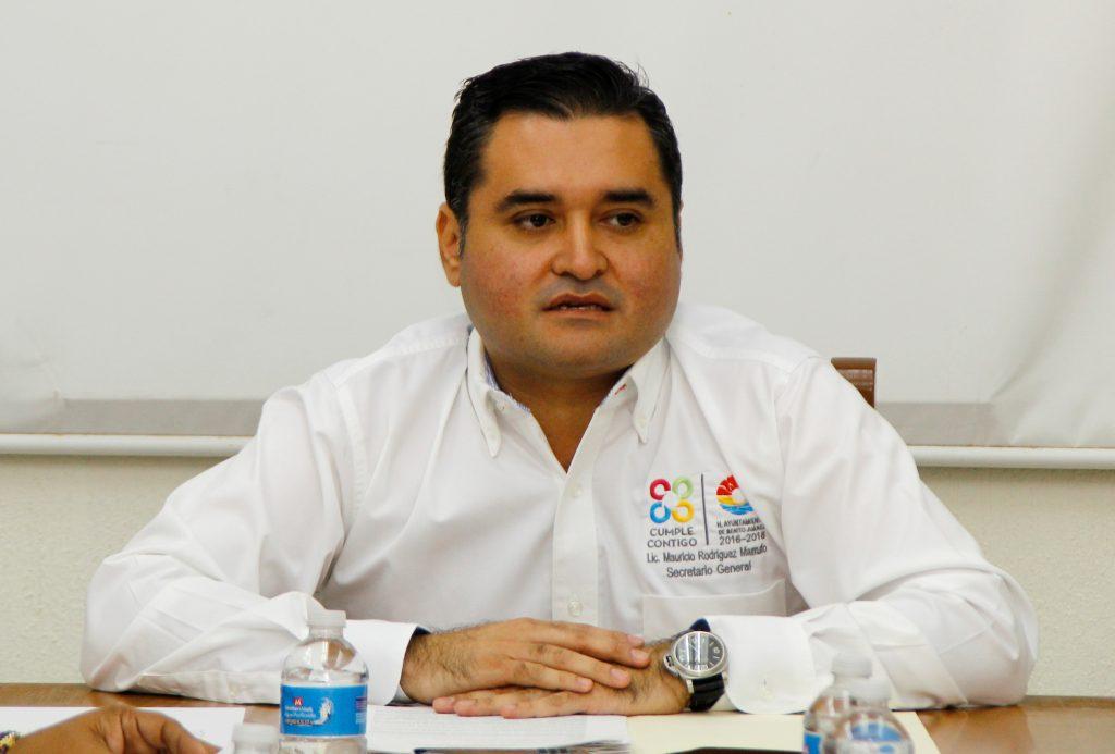 Mauricio Rodríguez Marrufo, uno de los más cercanos colaboradores del exgobernador de Quintana Roo, Roberto Borge. FOTO: CUARTOSCURO