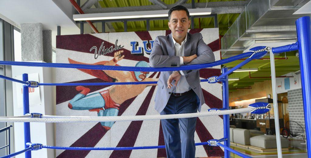 Jorge Ruiz Escamilla. Foto: Edgar López
