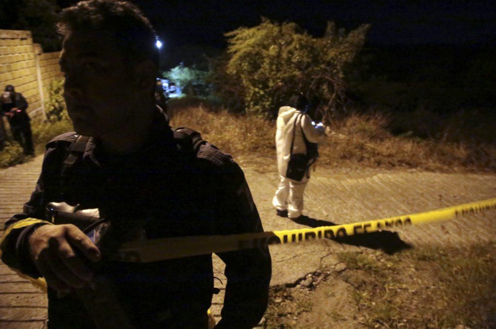 El activista fue encontrado atado de pies y manos y con señales de golpes. FOTO ARCHIVO CUARTOSCURO