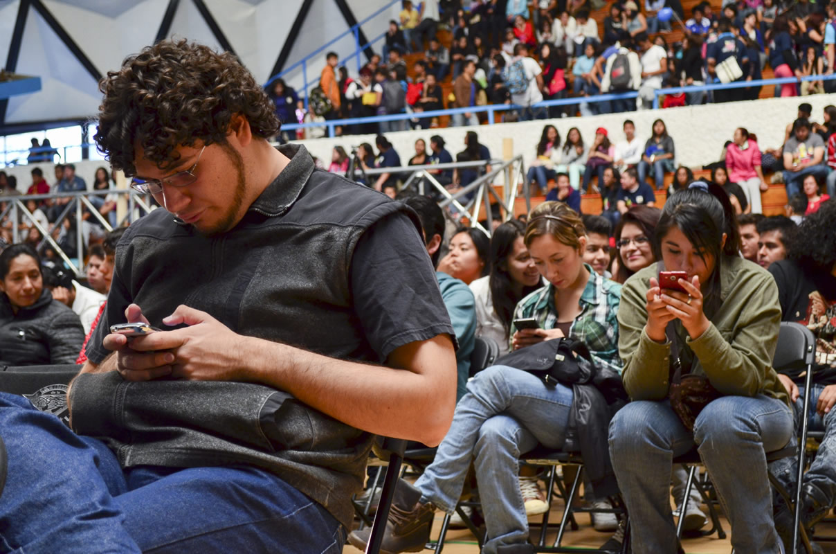 Redes sociales. Foto: Cuartoscuro