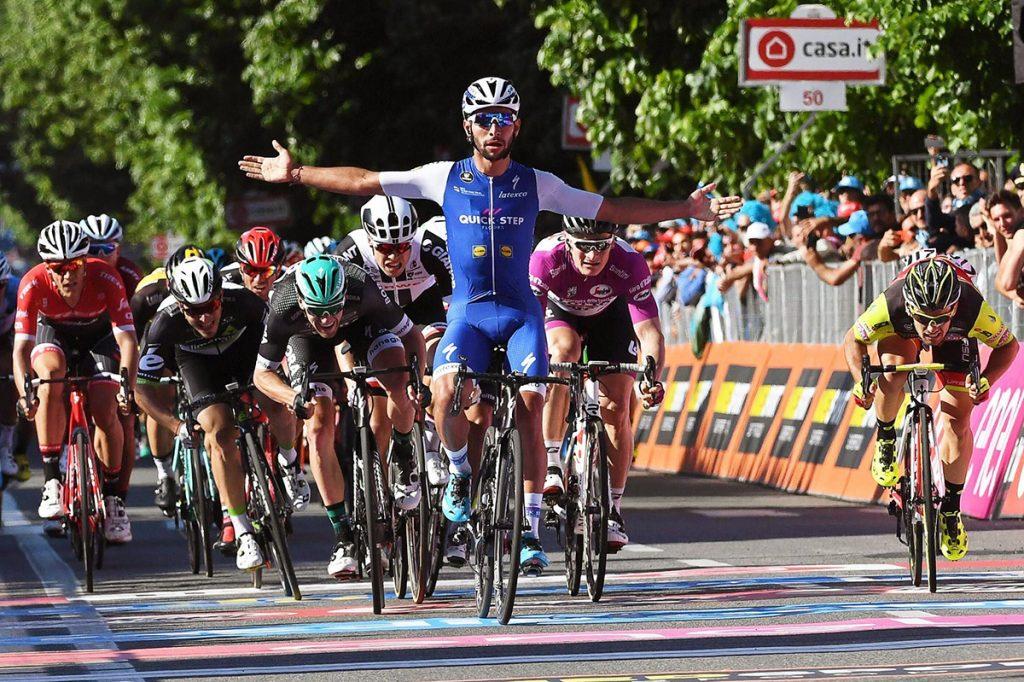 FOTO EFE Gaviria ganó también el lunes pasado