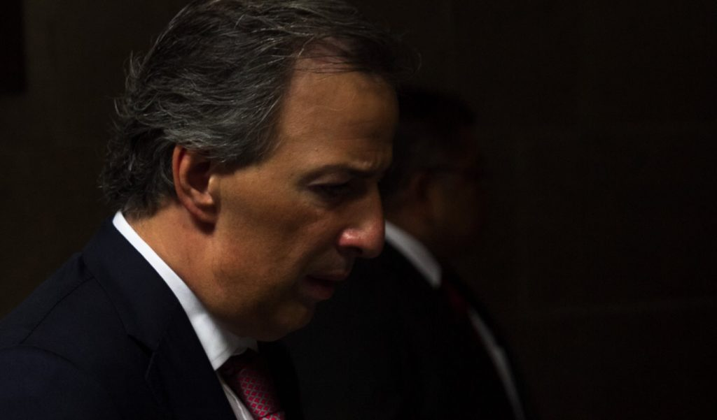 José Antonio Meade. Foto: Cuartoscuro