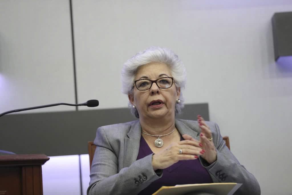 María Marván Laborde. Foto: Cuartoscuro
