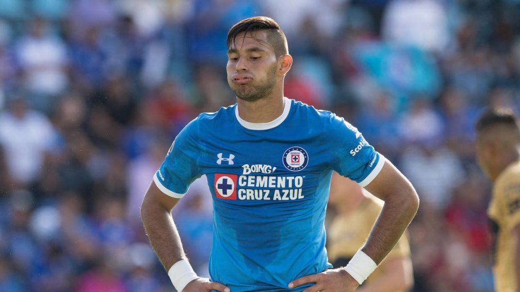 FOTO MEXSPORT. El guaraní sólo marcó 3 goles en 16 partidos del Clausura  2017