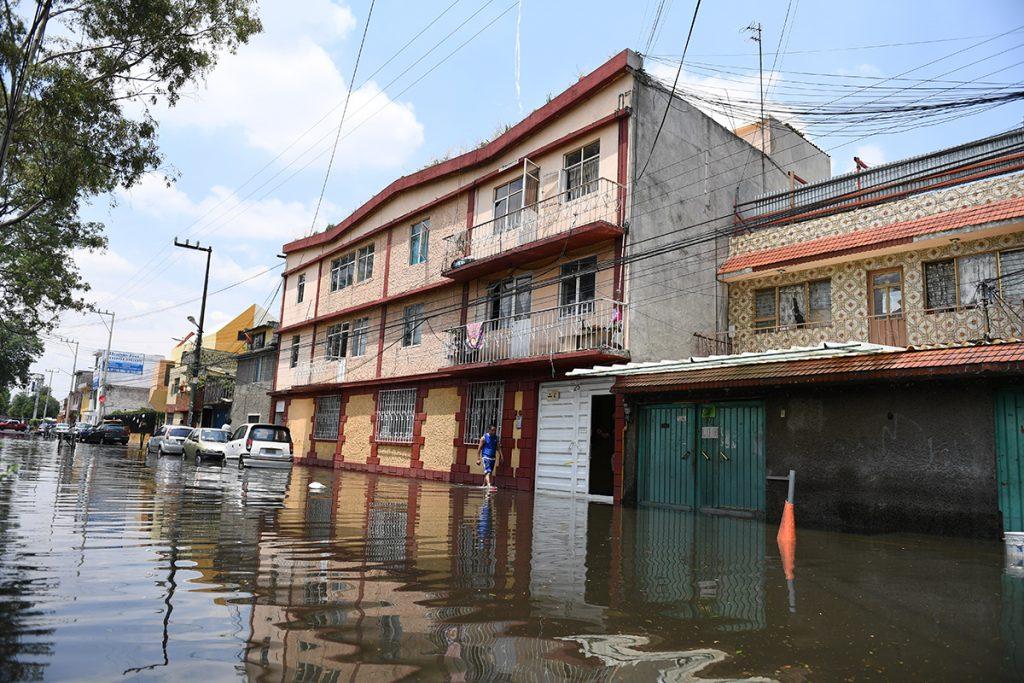 Las lluvias registradas el lunes 29 de mayo fueron unas de las seis más intensas en los últimos 17 años en la Ciudad de México