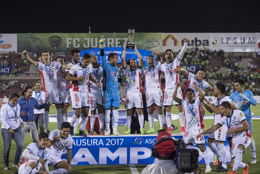 FOTO MEXSPORT. Tienen medio boleto para la Liga MX
