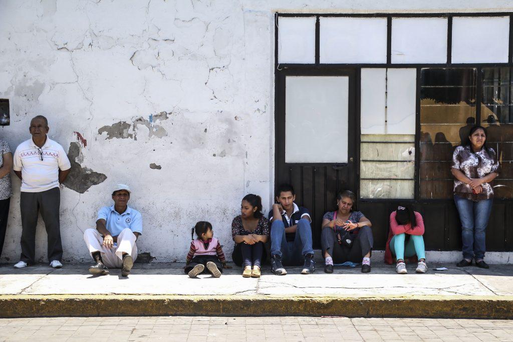 Escena urbana en el Estado de México. FOTO: Cuartoscuro