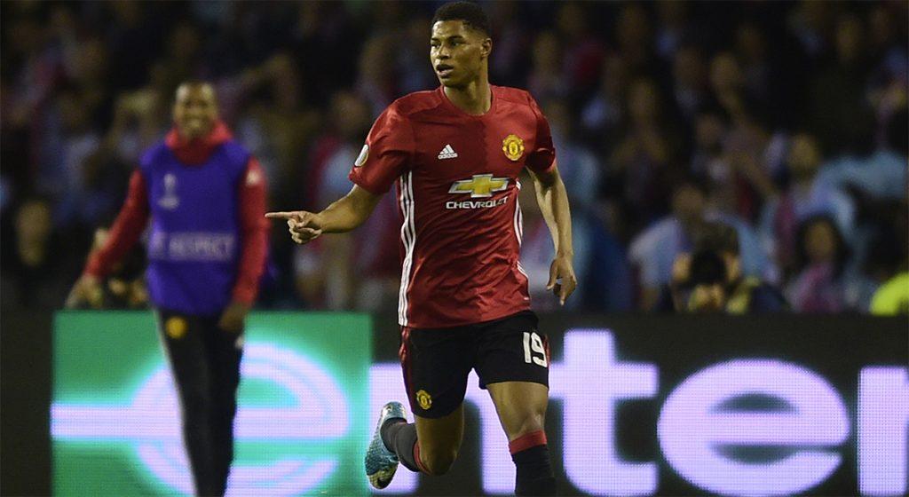 FOTO: AFP Marcus Rasford marcó el solitario gol