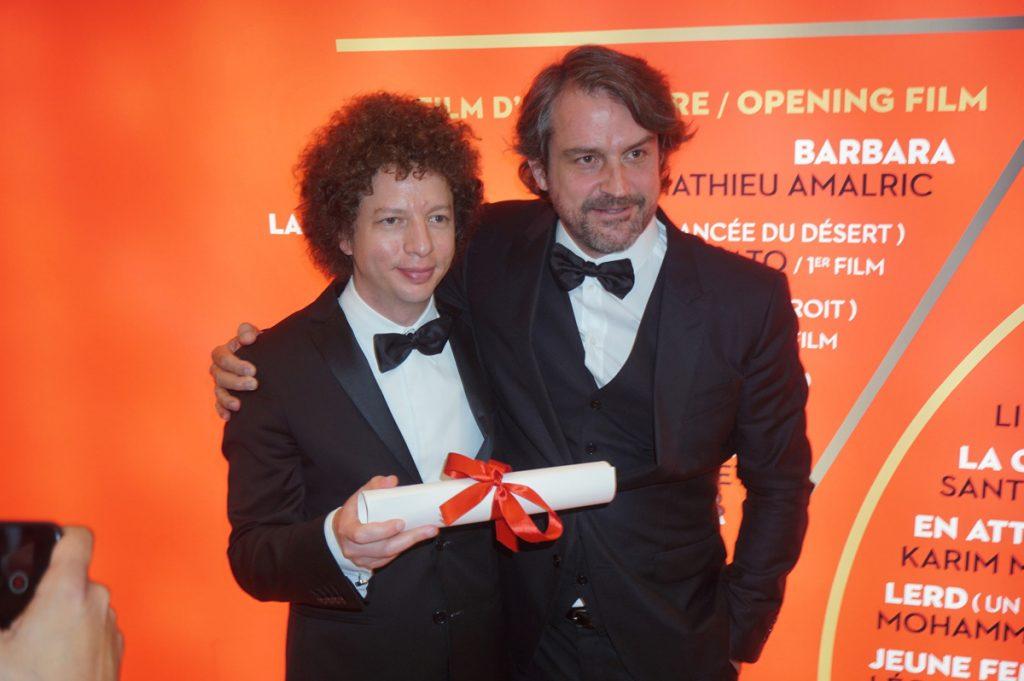 FOTO NOTIMEX. Michel Franco, director.
