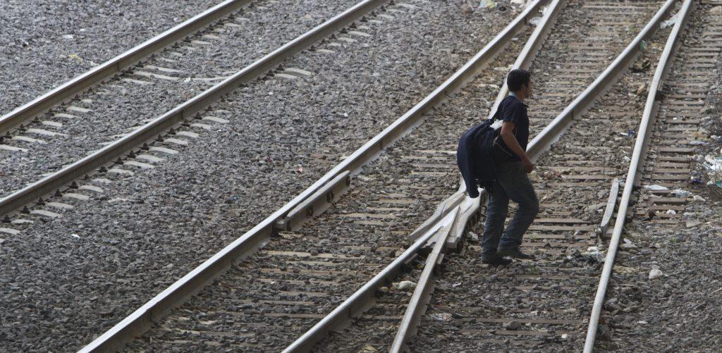 El Heraldo de México. Migrantes centroamericanos. Foto. Cuartoscuro