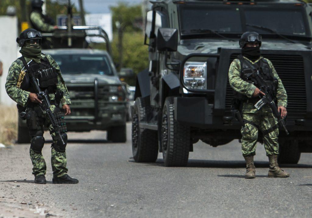 Militares. Foto: Cuartoscuro