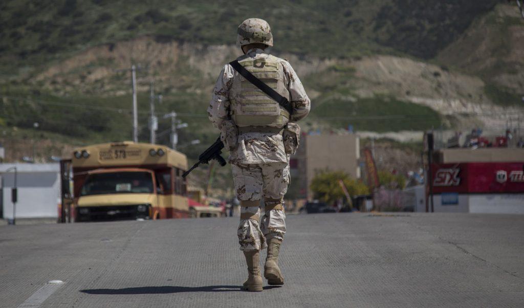 Ejército. Foto: Cuartoscuro