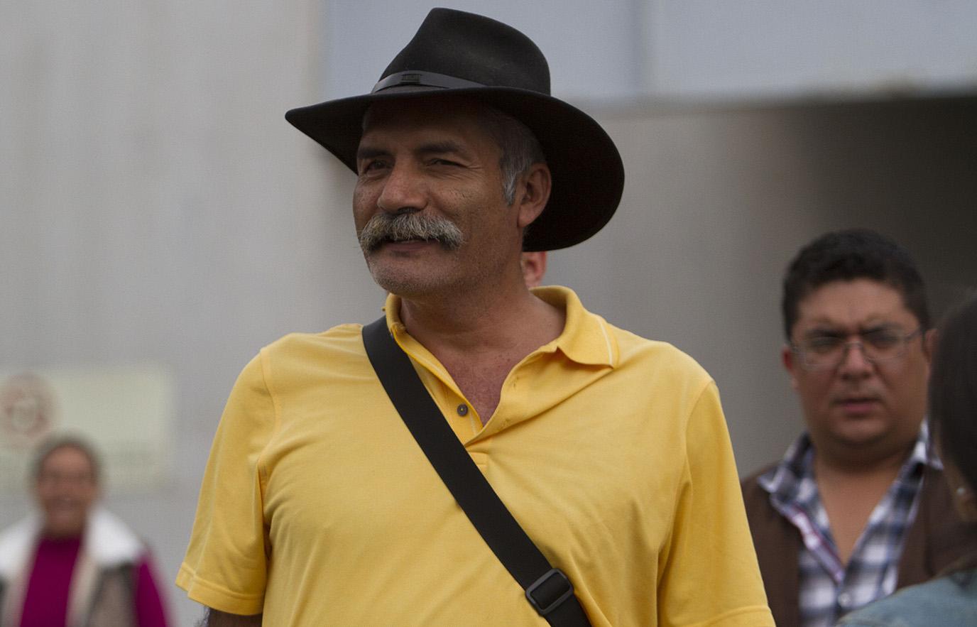 Mireles está afectado de su salud, debido a las condiciones en que se encuentra en prisión. FOTO: CUARTOSCURO