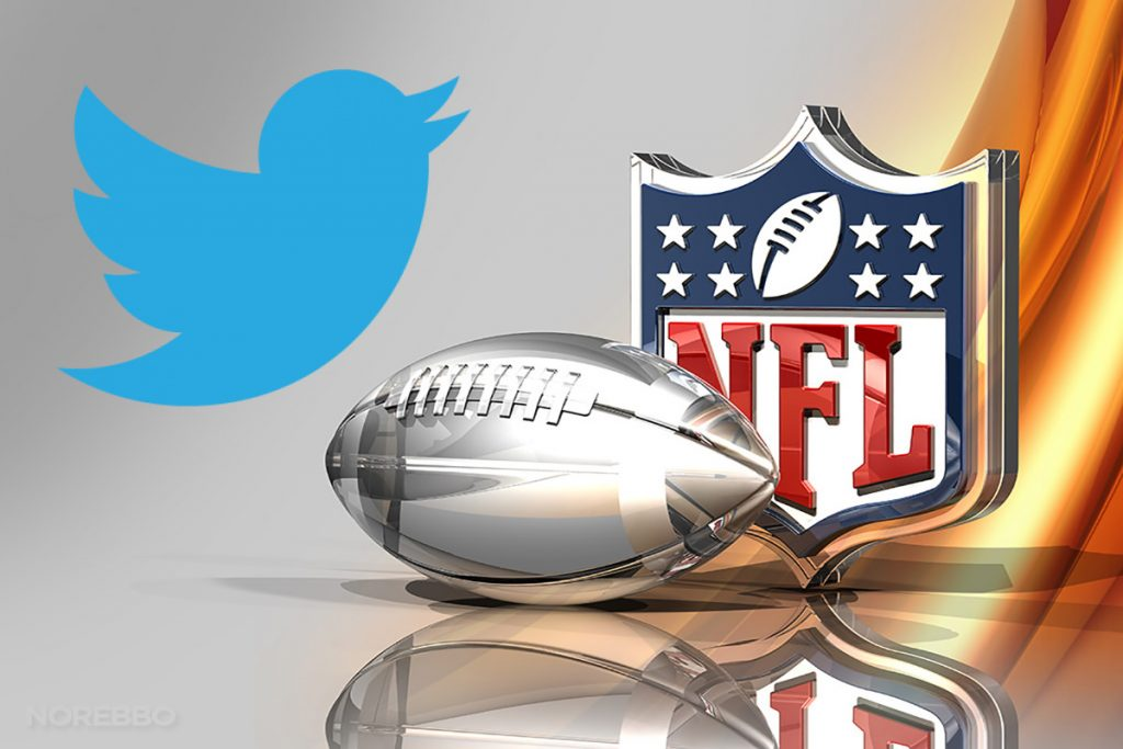 Más NFL por Twitter