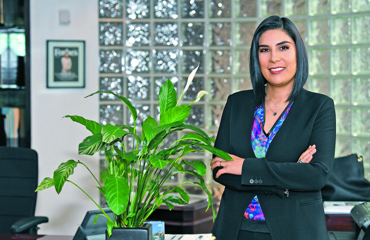 El Heraldo de México. Mayra González. Foto: Pablo Salazar