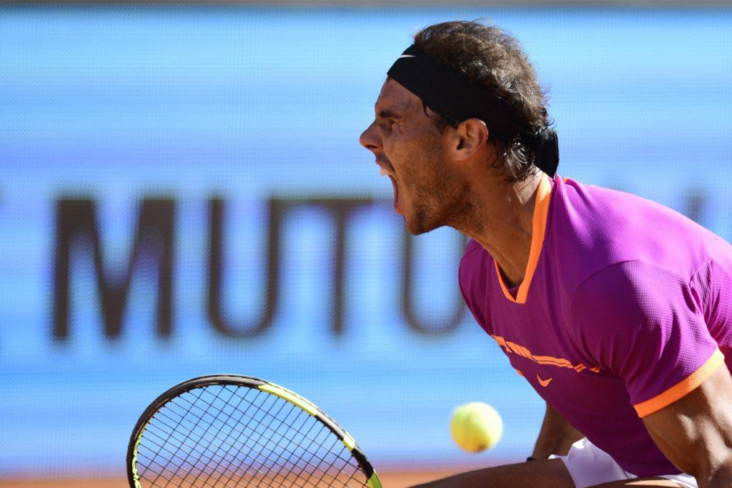 FOTO AFP. Nadal había perdido 11 enfrentamientos con Djokovic