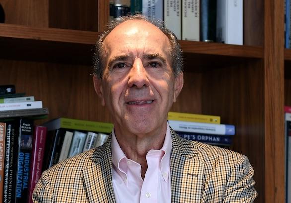Jaime Serra, ex secretario de Comercio. Foto: Pablo Salazar.
