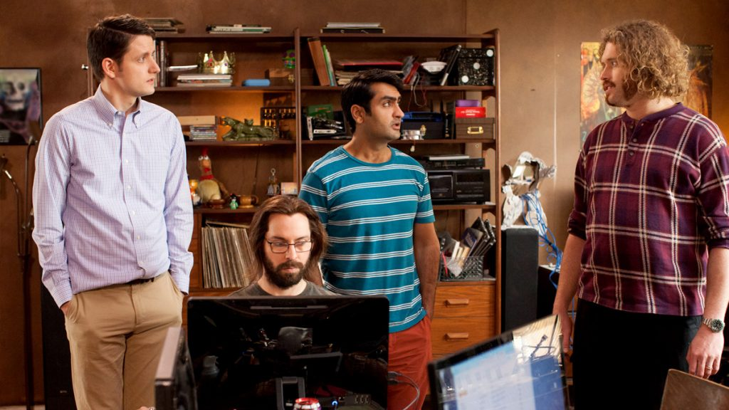 FOTO HBO. Silicon Valley estrenará la quinta temporada