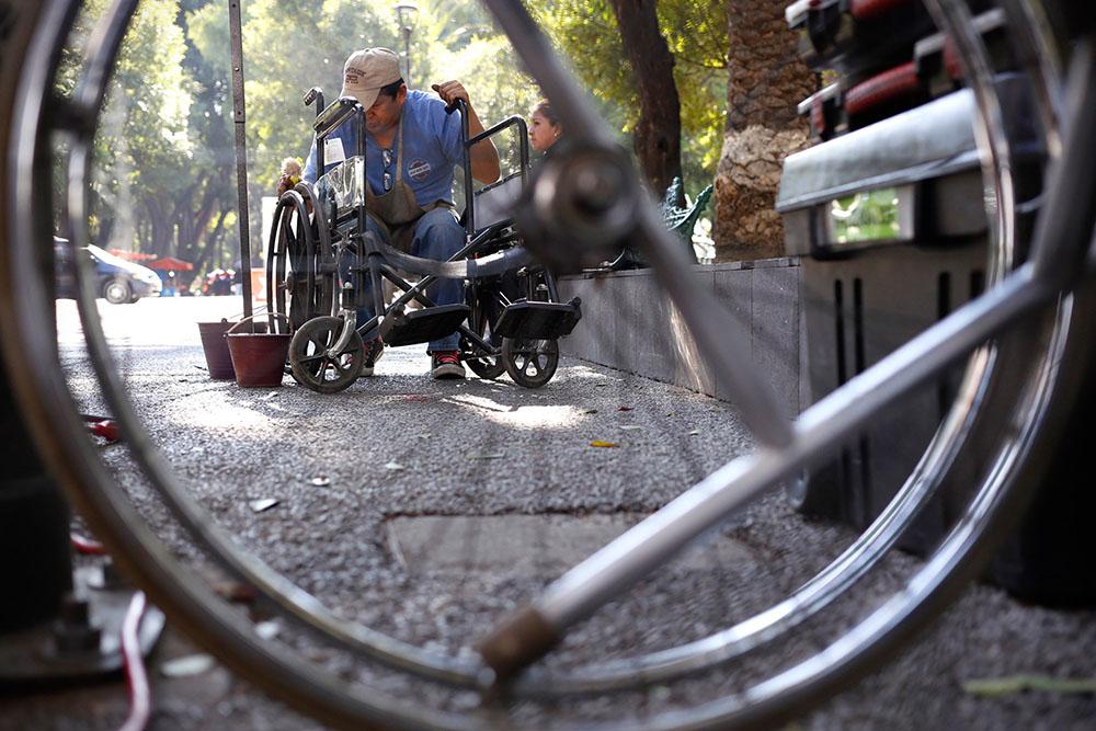 FOTO: HILDA RÍOS /CUARTOSCURO.COMLos fondos que se recauden de este torneo de golf se destinarán a promover y conseguir trabajo formal a personas con discapacidad. FOTO CUARTOSCURO
