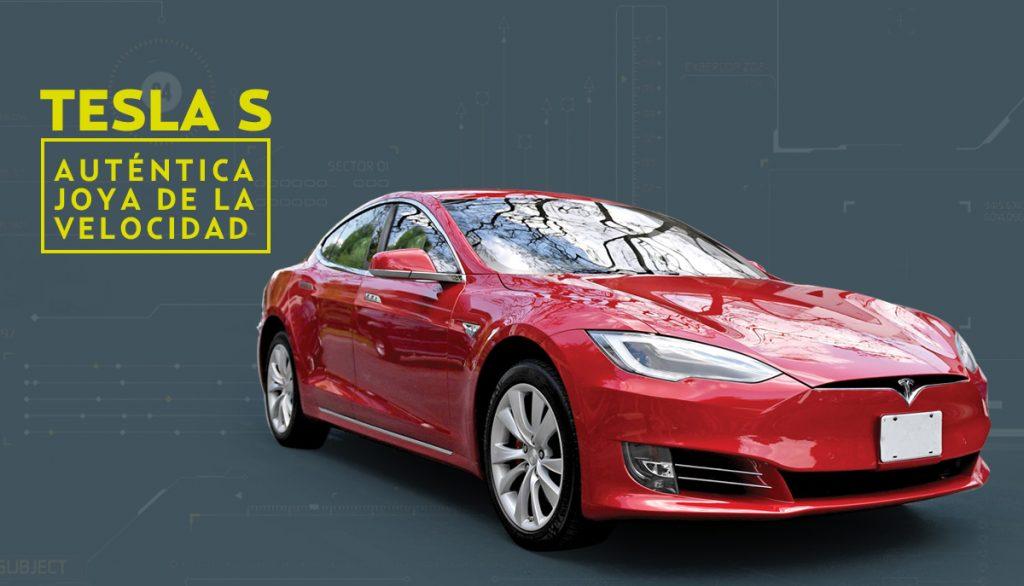 Tesla S, auténtica joya de la velocidad
