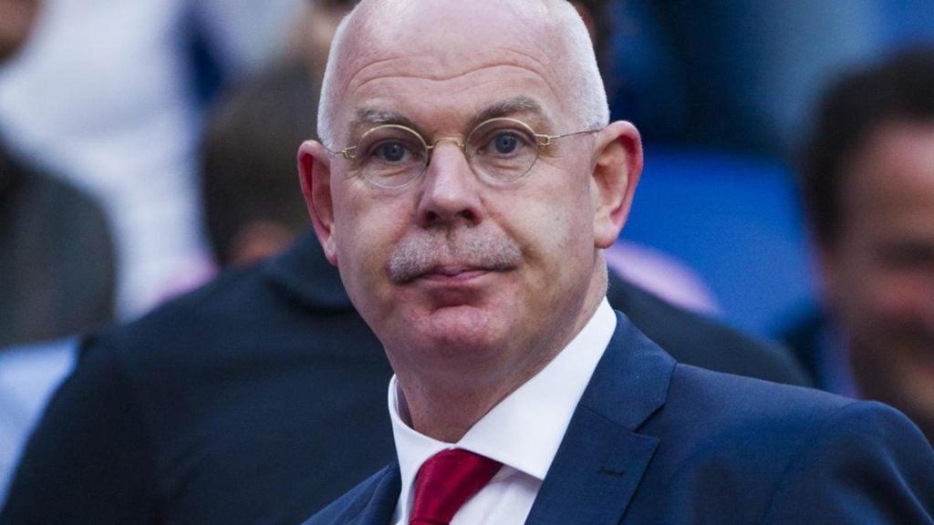 FOTO: HOLLANDSE HOOGTE. Toon Gerbrands, director deportivo del PSV