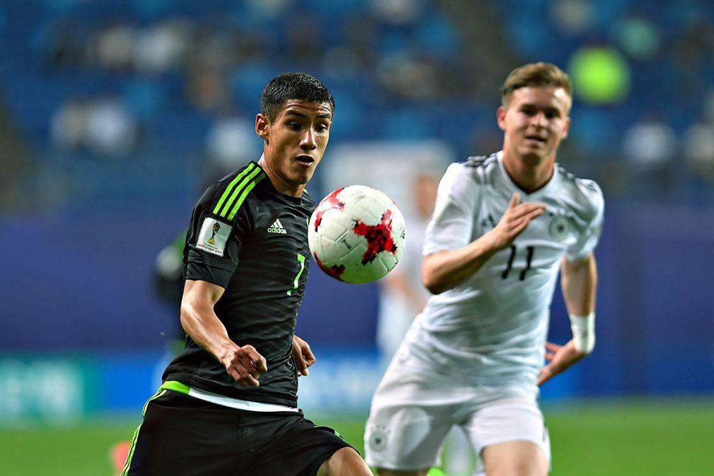 FOTO IMAGO7. México llegó a 4 unidades, en el segundo lugar del grupo