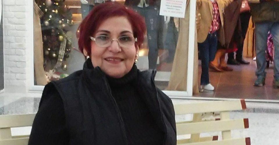 La activista murió durante su traslado al hospital de San Fernando. FOTO FACEBOOK
