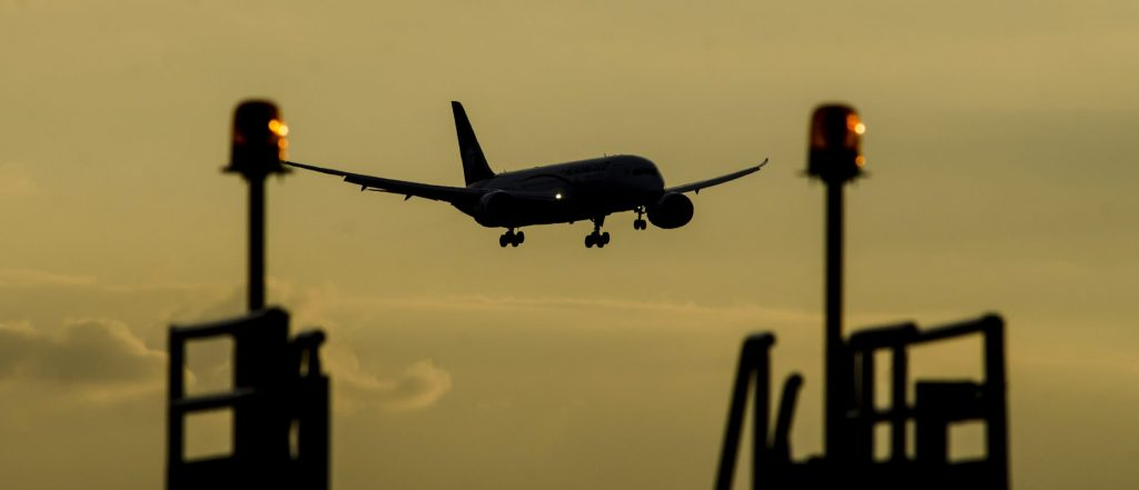 Aeroméxico. Foto: Cuartoscuro