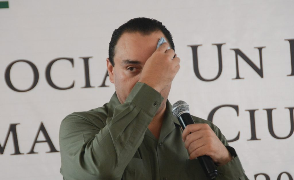 Roberto Borge. Foto: Cuartoscuro