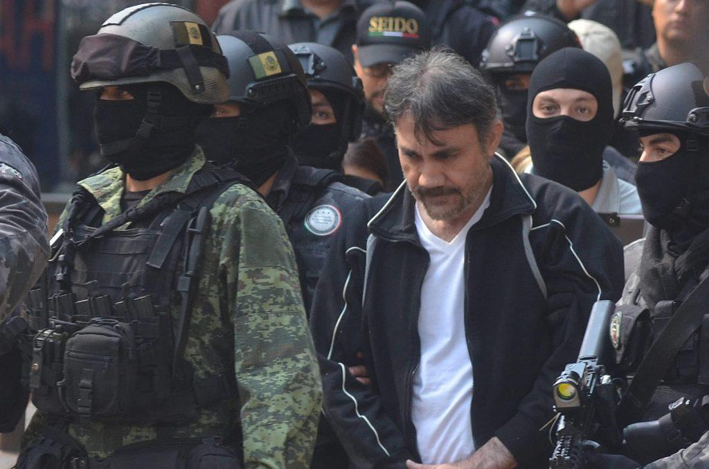 El Heraldo de México. Dámaso López
